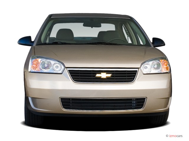 image 2006 chevrolet malibu 4 door sedan ls w 1ls front. Black Bedroom Furniture Sets. Home Design Ideas