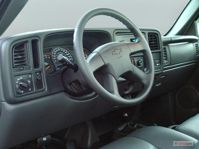 "Image: 2006 Chevrolet Silverado 2500HD Reg Cab 133"" WB 2WD ..."