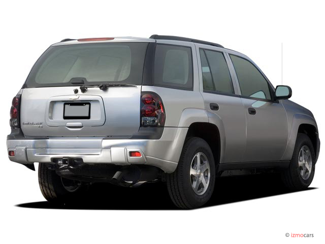 Used Chevy Trax Murray >> Image: 2006 Chevrolet TrailBlazer 4-door 2WD LS Angular Rear Exterior View, size: 640 x 480 ...