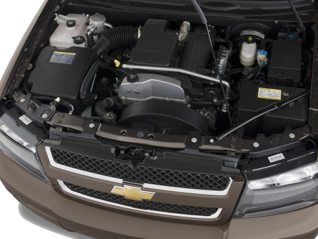 Image: 2008 Chevrolet TrailBlazer 2WD 4-door LT w/3LT Engine, size: 640 x 480, type: gif, posted ...