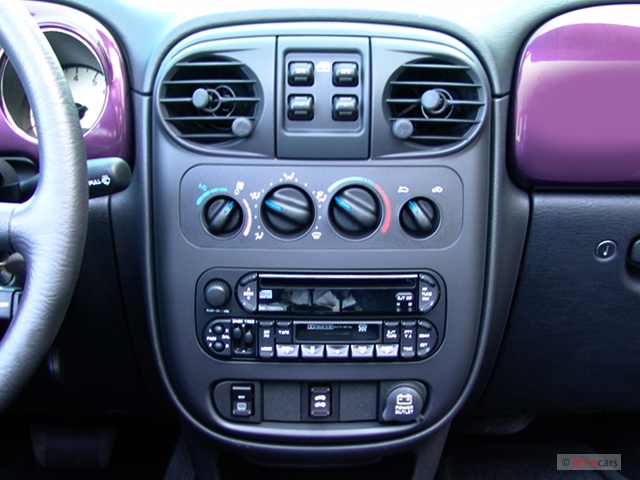 image 2006 chrysler pt cruiser 2 door convertible touring. Black Bedroom Furniture Sets. Home Design Ideas