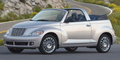 2006 chrysler pt cruiser review ratings specs prices and photos the car connection. Black Bedroom Furniture Sets. Home Design Ideas