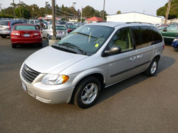 2006 Chrysler Town & Country used car