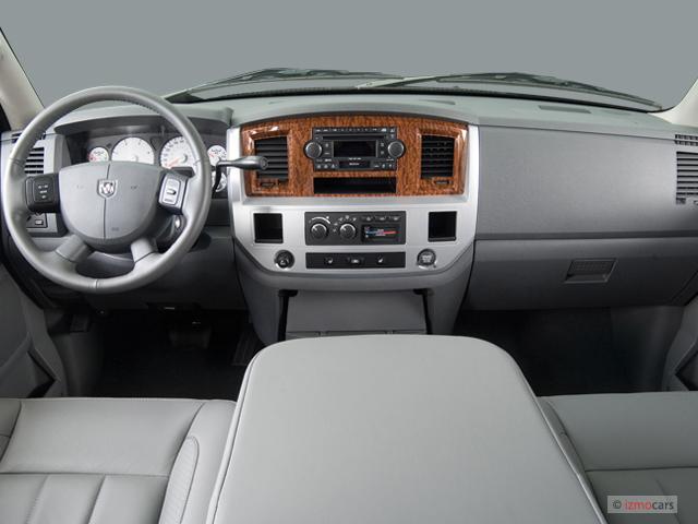 Image: 2006 Dodge Ram 2500 4-door Quad Cab 140.5 Laramie Dashboard, size: 640 x 480, type: gif ...