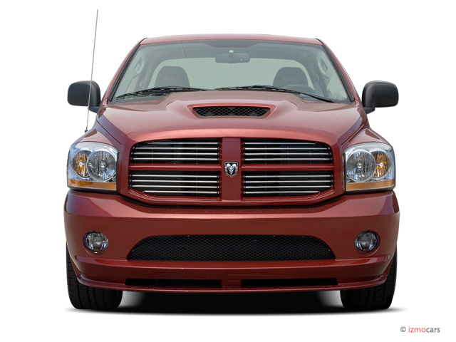 "2006 Dodge Ram SRT-10 4-door Quad Cab 140.5"" WB Front Exterior View"