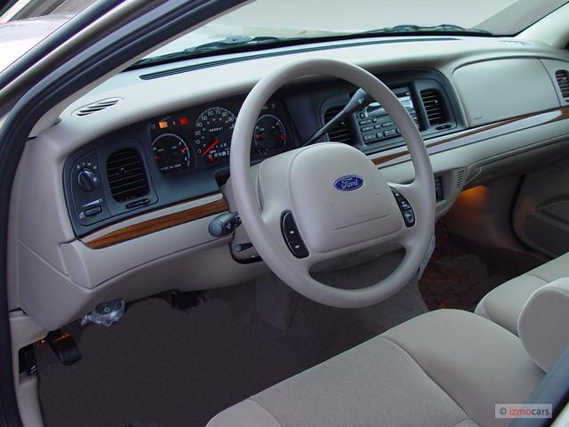 Image Ford Crown Victoria Door Sedan Standard Dashboard - 2006 crown victoria