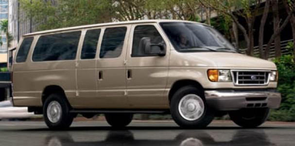 2006 Ford Econoline Wagon XL