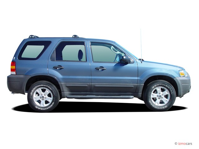 Image: 2006 Ford Escape 4-door 3.0L XLT Side Exterior View, size: 640 x 480, type: gif, posted ...
