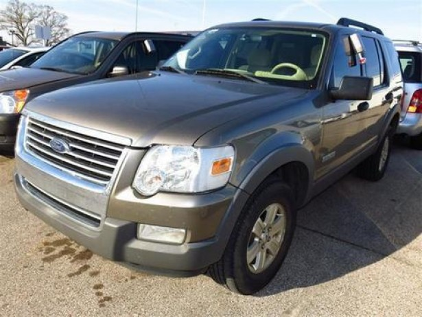 2006 Ford Explorer used car
