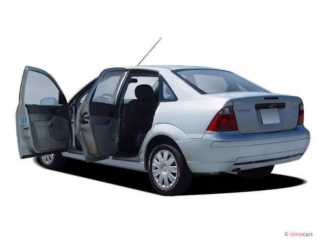 2006 Ford Focus 4-door Sedan ZX4 S Open Doors  sc 1 st  The Car Connection & Image: 2006 Ford Focus 4-door Sedan ZX4 S Open Doors size: 640 x ...