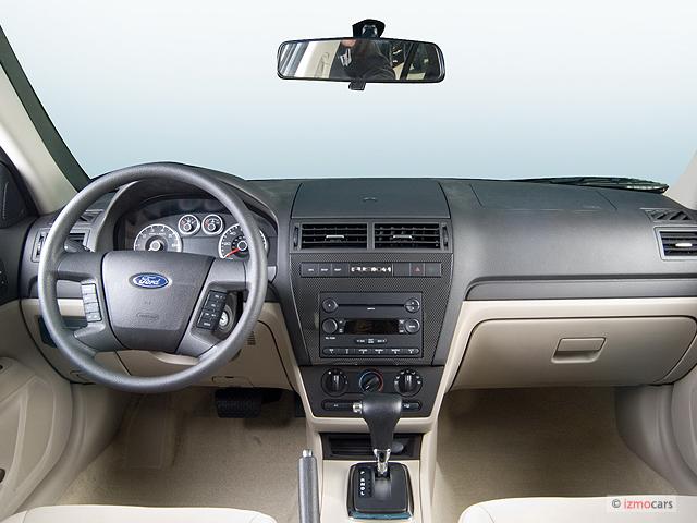 Image Ford Fusion Door Sedan V SE Dashboard Size X - 2006 fusion