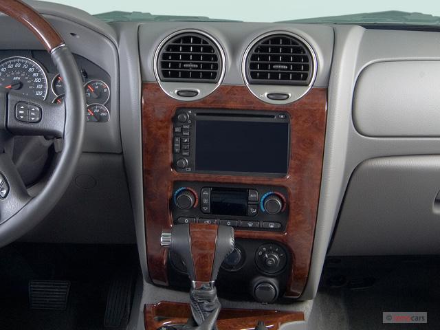2006 Gmc Envoy Xl 4 Door 4wd Denali Instrument Panel