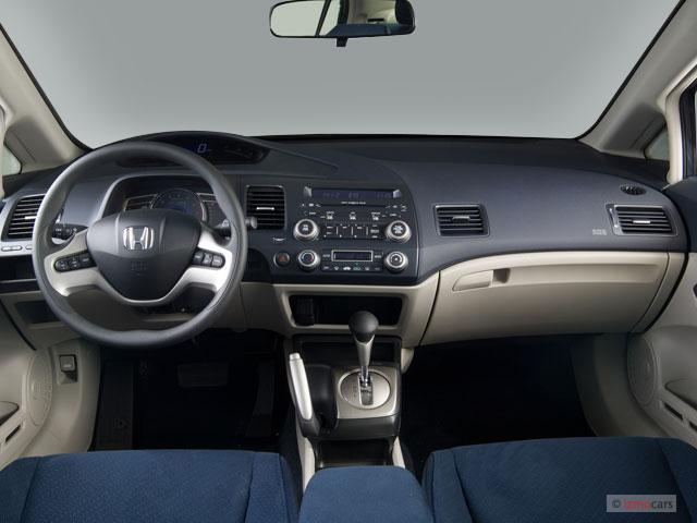 2006 Honda Accord Sedan >> Image: 2006 Honda Civic Hybrid CVT Dashboard, size: 640 x 480, type: gif, posted on: December 7 ...