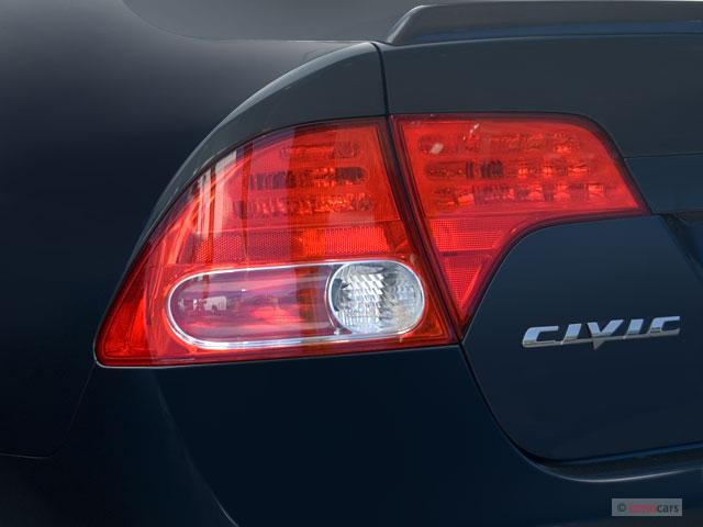 Image 2006 Honda Civic Hybrid Cvt Tail Light Size 640 X