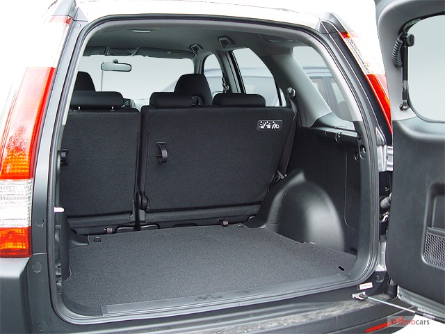 Image: 2006 Honda CR-V 4WD EX AT Trunk, size: 640 x 480 ...