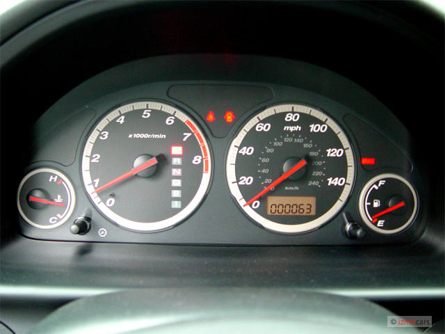 Image: 2006 Honda CR-V 4WD EX AT Instrument Cluster, size: 640 x 480, type: gif, posted on ...