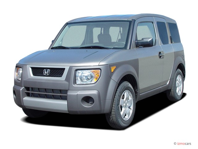 2006 honda element review ratings specs prices and. Black Bedroom Furniture Sets. Home Design Ideas