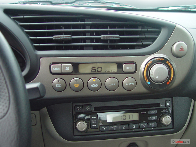 image 2006 honda insight cvt with a c instrument panel size 640 x 480 type gif posted on. Black Bedroom Furniture Sets. Home Design Ideas