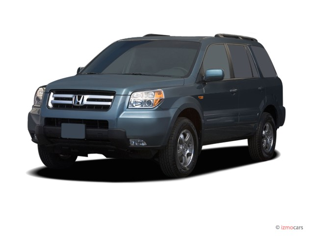 2006 Honda Pilot Review Ratings Specs Prices And Photos The Car Connection