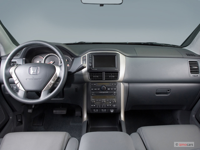 honda pilot image large pictures trunk picture pic