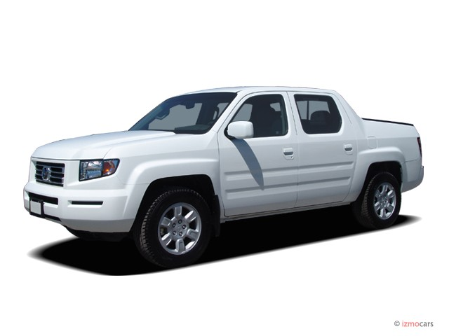 2006 honda ridgeline review ratings specs prices and photos the car connection. Black Bedroom Furniture Sets. Home Design Ideas