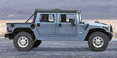 2006 HUMMER H1 Review, Ratings, Specs, Prices, and Photos - The Car