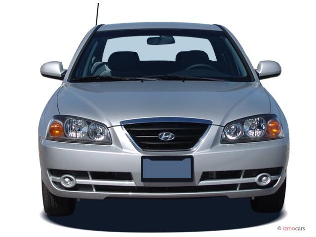 Image 2006 Hyundai Elantra 4 Door Sedan Gls Auto Front