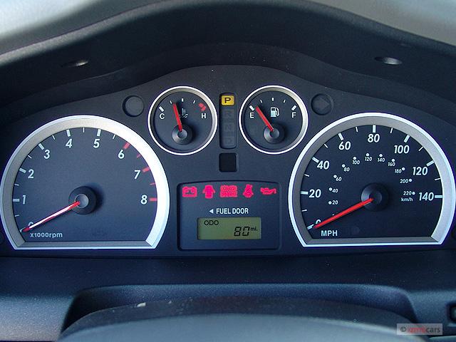 Image 2006 Hyundai Santa Fe 4 Door Limited 4wd 3 5l Auto