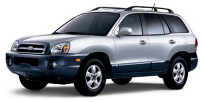 Superb 2006 Hyundai Santa Fe Review, Ratings, Specs, Prices, And Photos   The Car  Connection