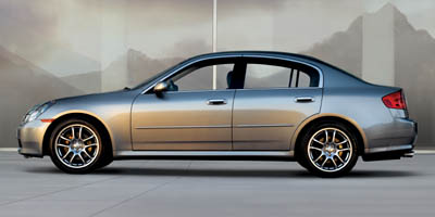 2006 Infiniti G35 Sedan Review Ratings Specs Prices And Photos The Car Connection