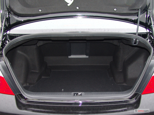 Image: 2006 Infiniti M35 4-door Sedan AWD Trunk, size: 640 ...