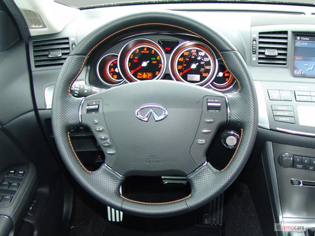 image 2006 infiniti m45 4 door sedan sport steering wheel size 640 x 480 type gif posted. Black Bedroom Furniture Sets. Home Design Ideas