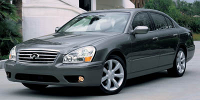 2006 Infiniti Q45 Review Ratings Specs Prices And Photos The Car Connection
