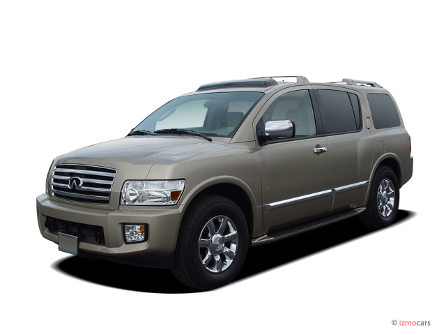 2006 infiniti qx56 review ratings specs prices and. Black Bedroom Furniture Sets. Home Design Ideas