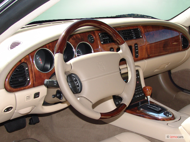 Image: 2006 Jaguar XK8 2-door Coupe XK8 Dashboard, size ...