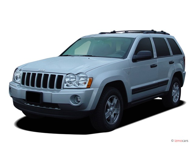 2006 jeep grand cherokee review ratings specs prices and photos the car connection. Black Bedroom Furniture Sets. Home Design Ideas