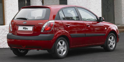 2006 kia rio review ratings specs prices and photos the car connection. Black Bedroom Furniture Sets. Home Design Ideas