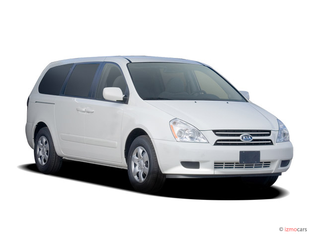 2006 kia sedona review ratings specs prices and photos. Black Bedroom Furniture Sets. Home Design Ideas
