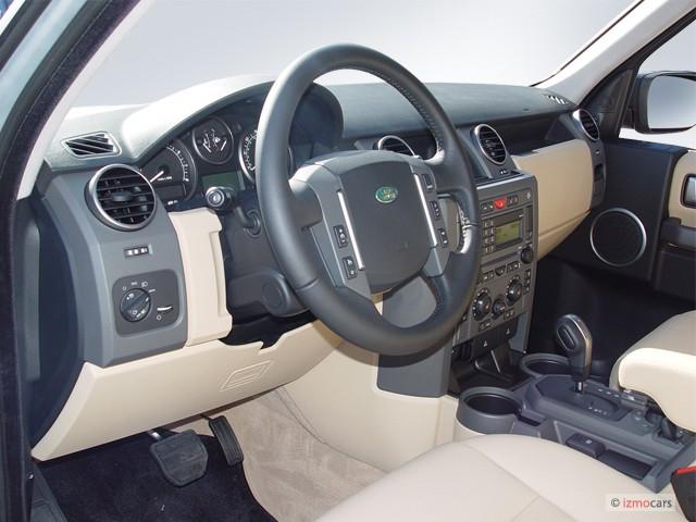 Land Rover Lr Dr V Wgn M on Land Rover Lr3 2006 Dashboard
