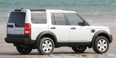 2006 Land Rover LR3 Review, Ratings, Specs, Prices, and Photos - The