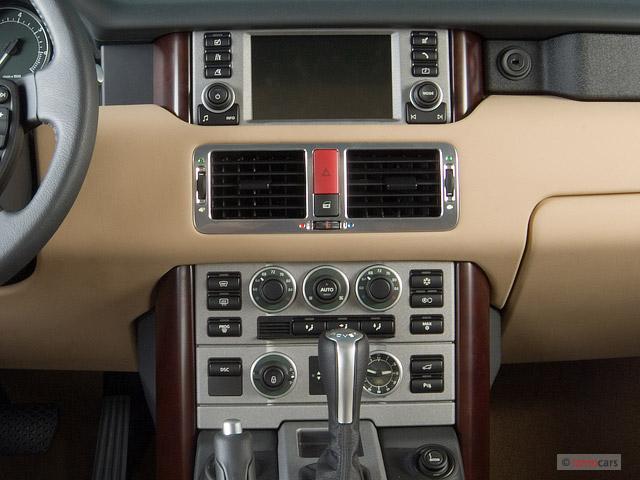 image 2006 land rover range rover 4 door wagon hse. Black Bedroom Furniture Sets. Home Design Ideas