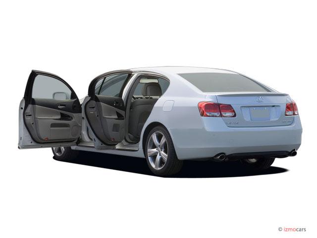 Image 2006 Lexus Gs 430 4 Door Sedan Open Doors Size 640 X 480 Type Gif Posted On