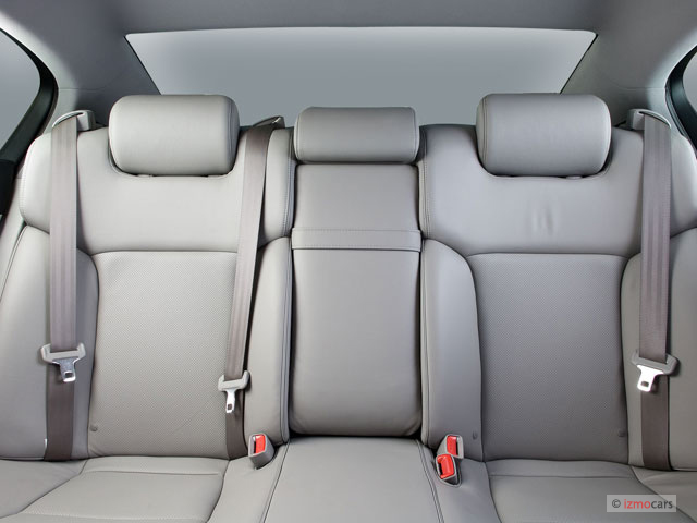 image 2006 lexus gs 430 4 door sedan rear seats size. Black Bedroom Furniture Sets. Home Design Ideas