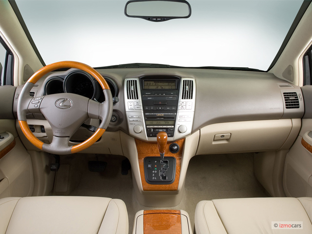 Image: 2006 Lexus RX 330 4-door SUV Dashboard, size: 640 x 480, type