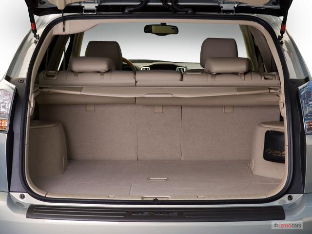 Image: 2006 Lexus RX 330 4-door SUV Trunk, size: 640 x 480 ...