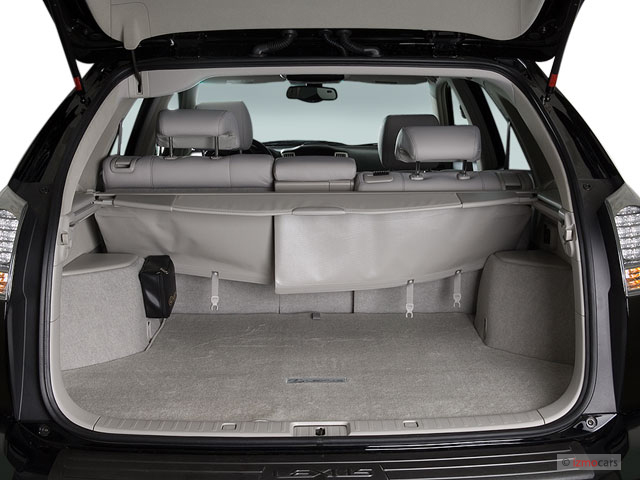 Image: 2006 Lexus RX 400h 4-door Hybrid SUV AWD Trunk ...