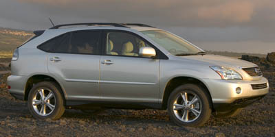 2006 Lexus Rx 400h Review Ratings Specs Prices And Photos The Car Connection