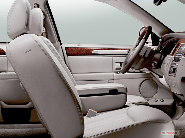 image 2006 lincoln town car 4 door sedan signature limited front seats size 640 x 480 type. Black Bedroom Furniture Sets. Home Design Ideas