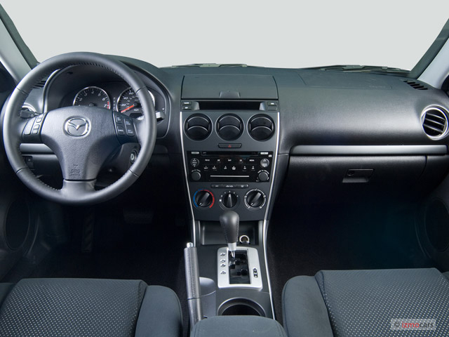 Image 2006 Mazda Mazda6 4 Door Sedan Sport I Manual
