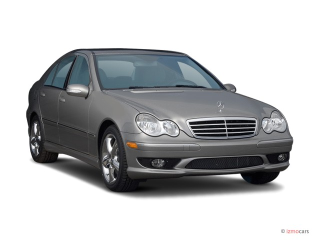 2006 mercedes benz c class review ratings specs prices for Mercedes benz c class 2006 price